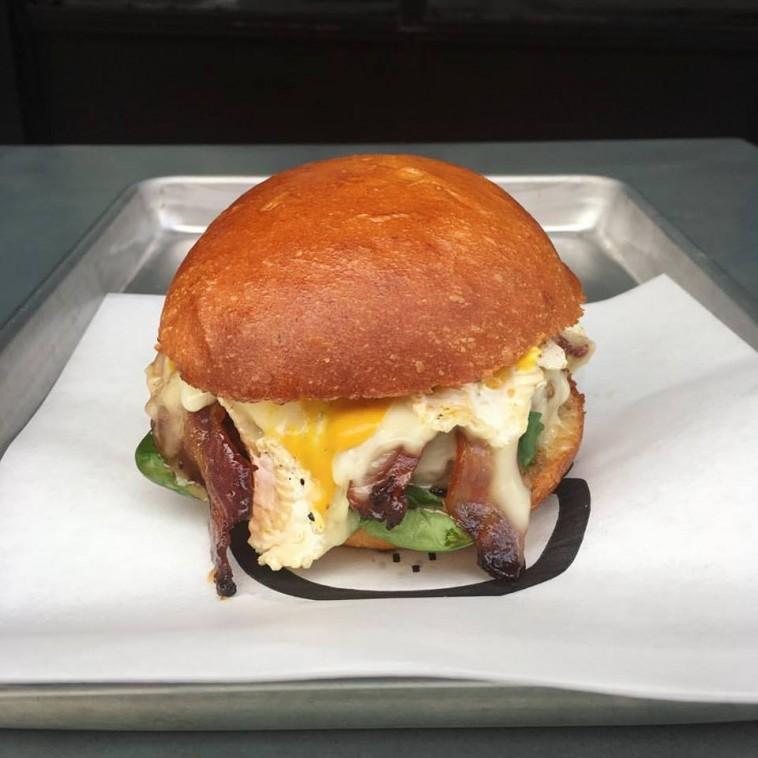 Blend lance un nouveau burger éphémère