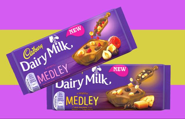 Cadbury Dairy Milk Medley Lounge :  le spa éphémère de Cadbury ouvre le 5 mai à Londres !