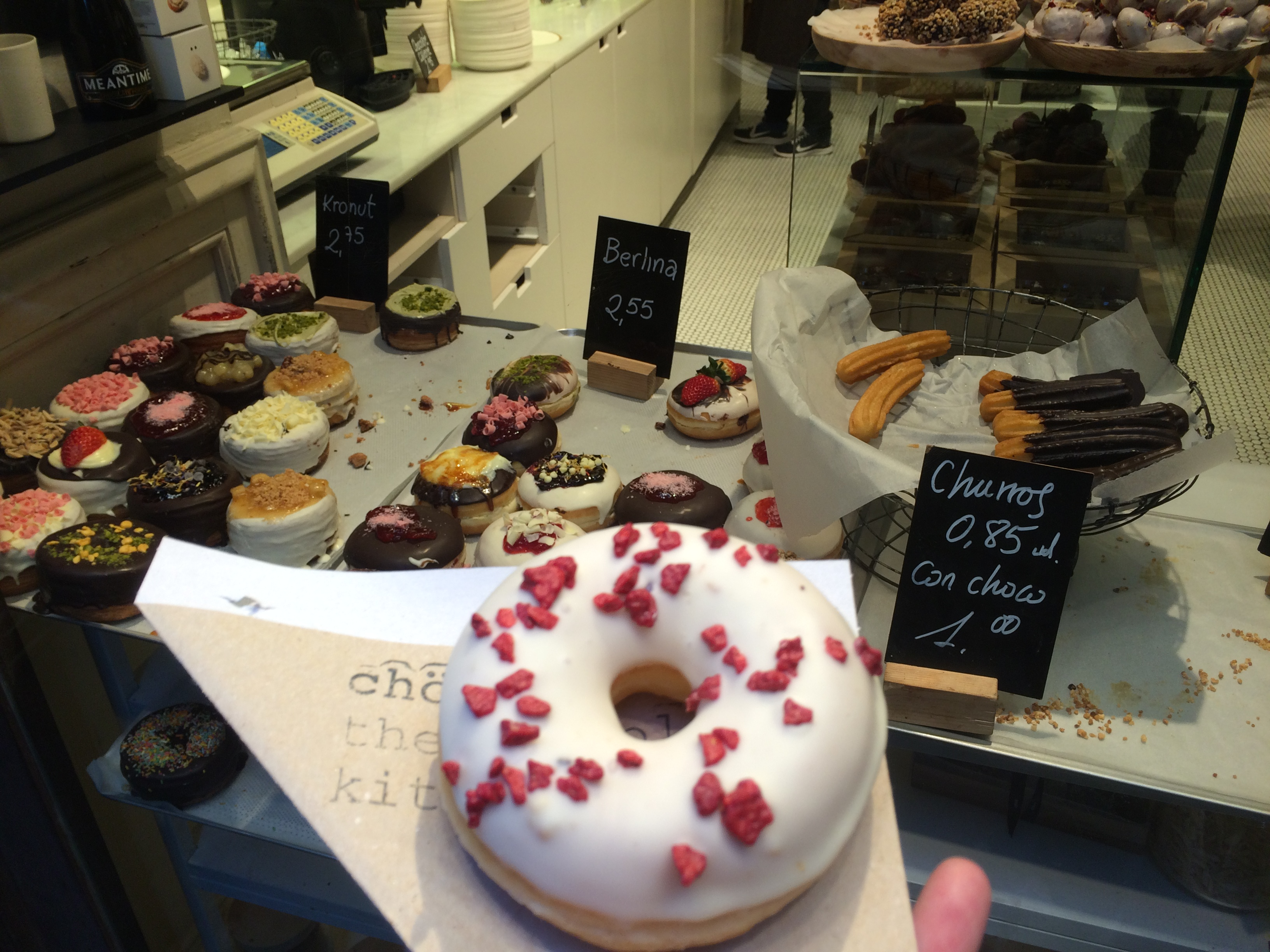 TOP : Où manger le meilleur Donut à Barcelone ?