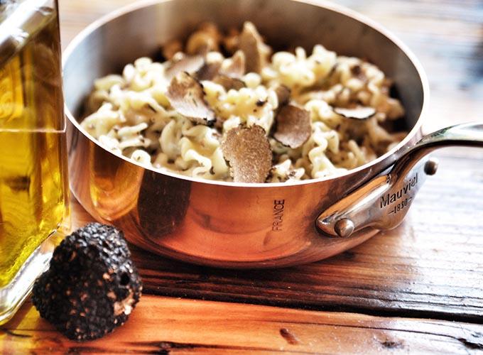 TOP : 5 Plats de pâtes à la truffe à déguster dans Paris