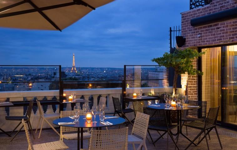 TOP : 10 restaurants avec vues imprenables sur Paris