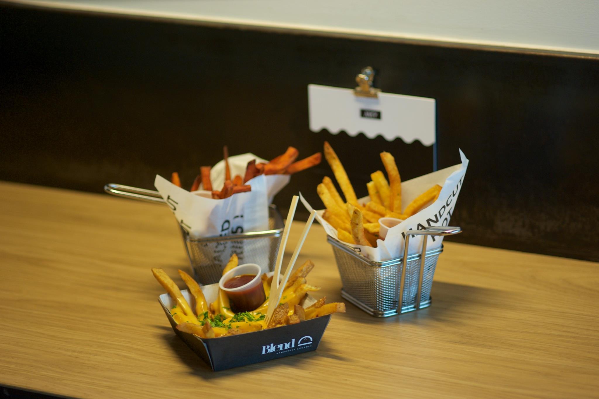 Blend ouvre un nouveau spot à burgers à Odéon