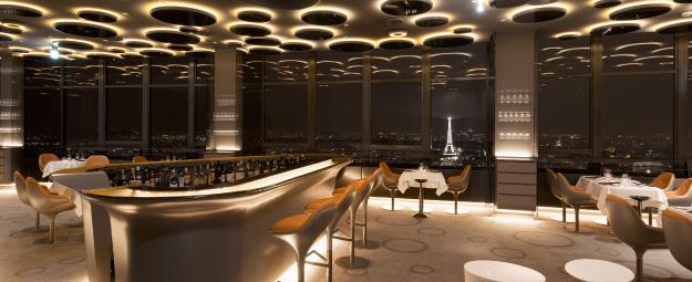 Top 10 restaurants avec vues imprenables sur paris for Restaurant avec patio paris