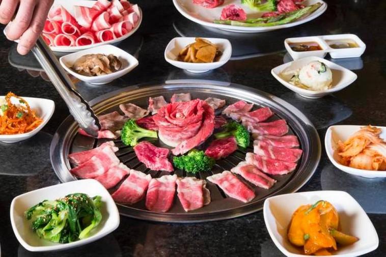 TOP : 5 barbecues coréens à faire à Paris