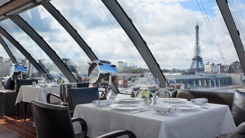 Chantier Restaurant Paris
