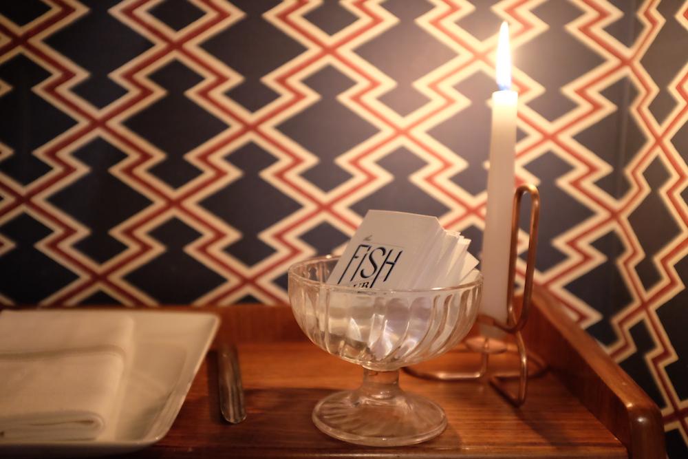TEST : Le restaurant The Fish Club à Paris vous amène la mer en bouche !