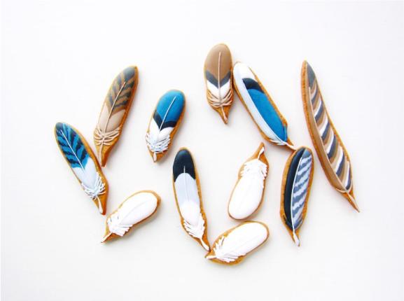 Craquez pour le cookie art !