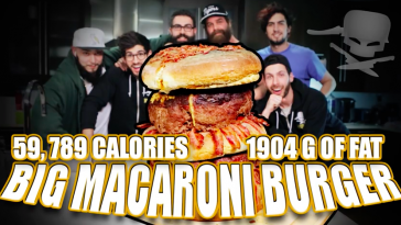 Big Macaroni Burger