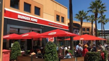 Burger King Montpellier