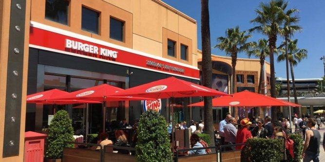 Burger King Montpellier