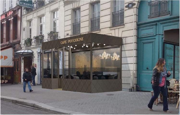 Le chef pâtissier Julien Alvarez quitte le Peninsula et rejoint le Café Pouchkine