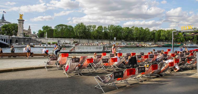 TOP : 5 terrasses éphémères à faire cet été à Paris
