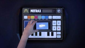 McTrax McDonald's