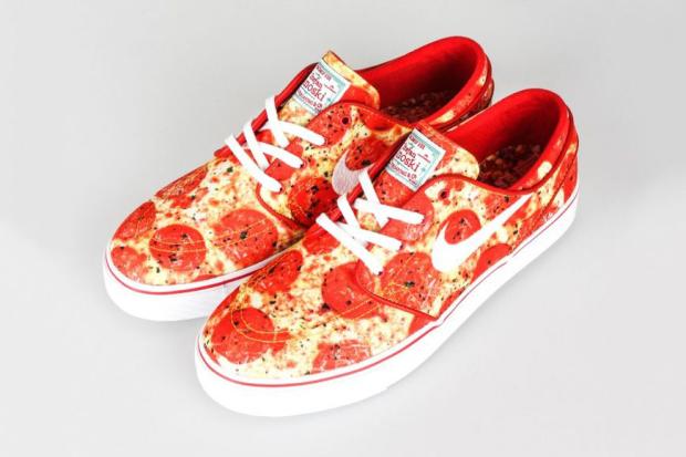 """The Skate Mental x Nike SB Janoski """"Pepperoni Pizza"""""""