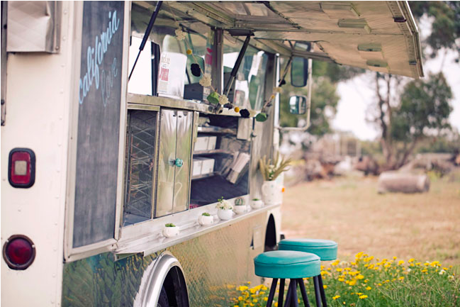 FASTANDFOOD TRAITEUR : Un food truck à votre mariage ?