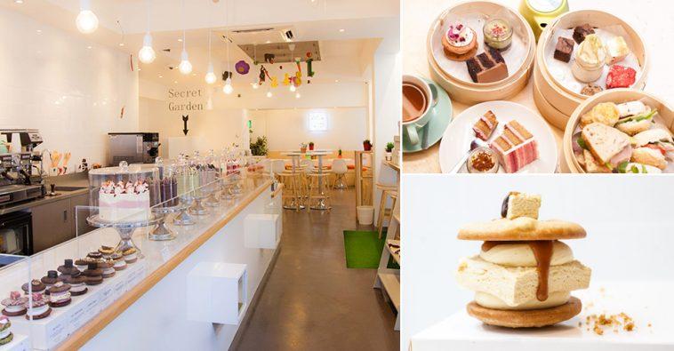 Prenez le tea time dans la café londonien dédié à Hello Kitty