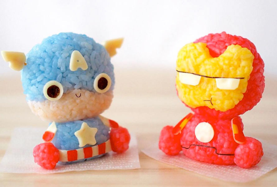 Pour qui allez vous dévorer ? Captain America ou Iron Man ?