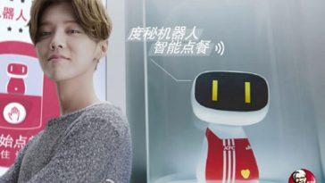 restaurant-KFC-robot-3