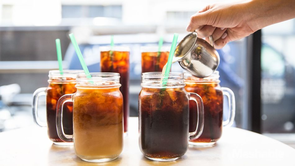 Starbucks lance deux nouvelles gourmandises aux US