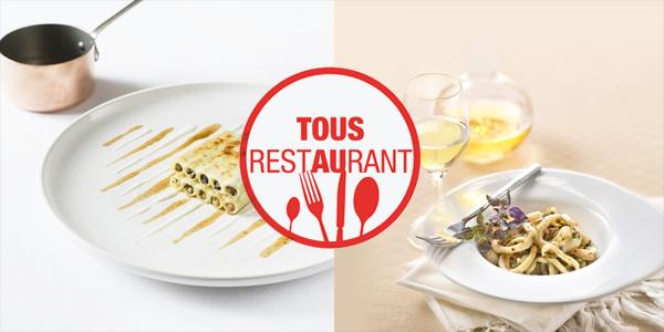 L'opération «Tous au Restaurant» remet le couvert le 19 septembre