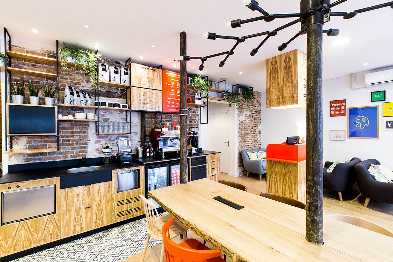 TOP : 10 coffee shops à adopter d'urgence à Paris