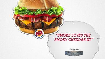Burger King Désodorisant_2