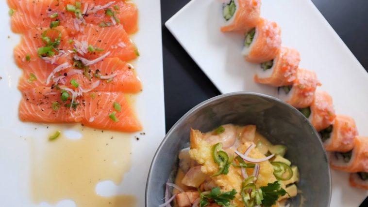TEST : La nouvelle carte Nikkei de Côté Sushi