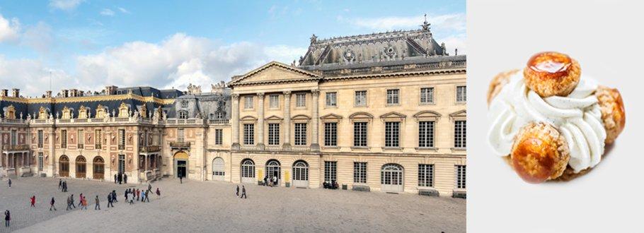 Le café contemporain d'Alain Ducasse au Château de Versailles ouvrira en septembre