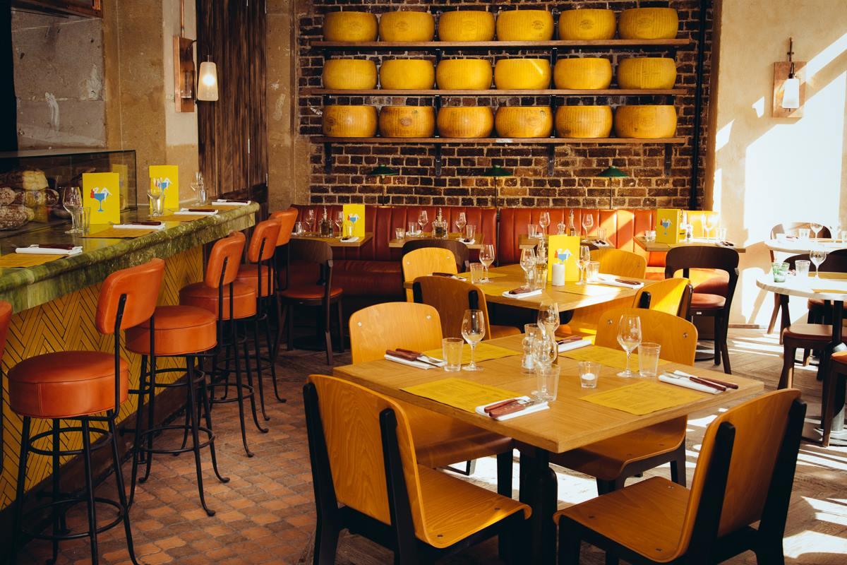 Le Meilleur Restaurant Italien Paris