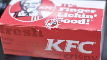 KFC NEW BOX