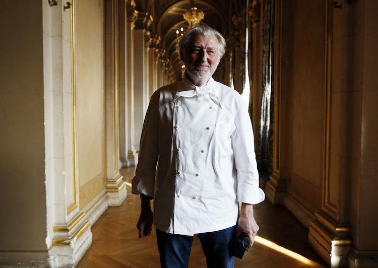 Pierre Gagnaire reprend la Grande Maison dès aujourd'hui à Bordeaux