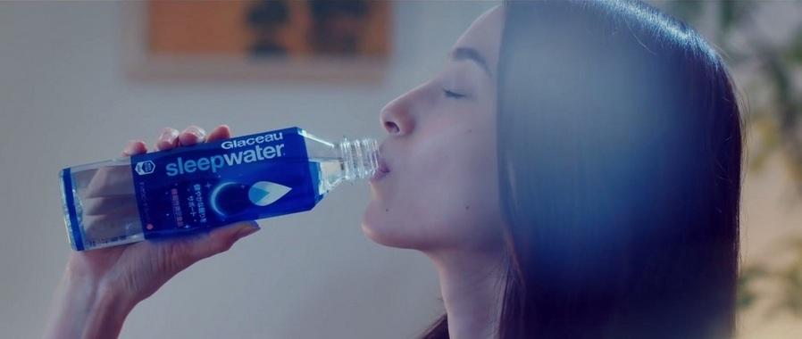 Coca-Cola propose une eau de sommeil au Japon