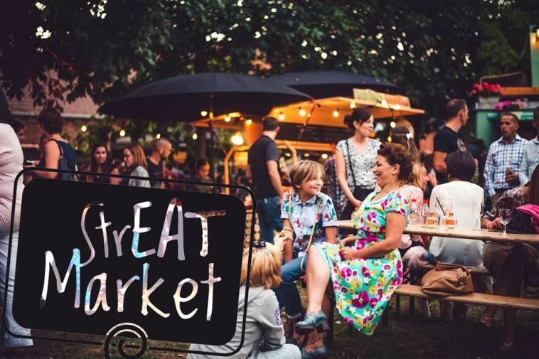 Streat Market : le rendez-vous street food de l'été à Clignancourt