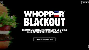 Whopper Blackout