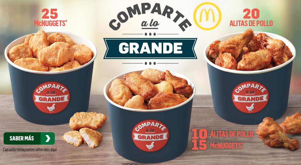 McDonald's lance des buckets de poulet
