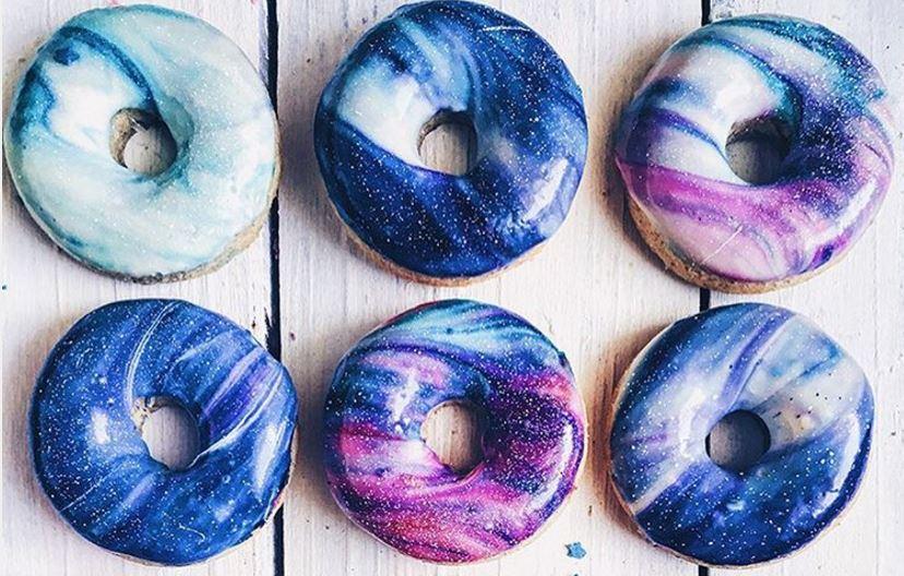 Bye Bye Rainbow food, bienvenue dans la galaxie !