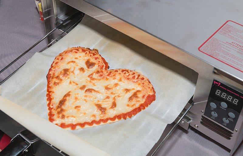 Imprimez une pizza en 3D grâce à la NASA