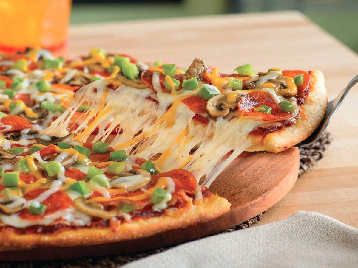 La Pizza Ravioli existe enfin, ça vous fait rêver non ?