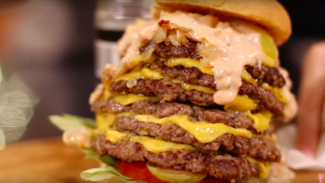 DIY In-N-Out 6x6 Animal Style-1
