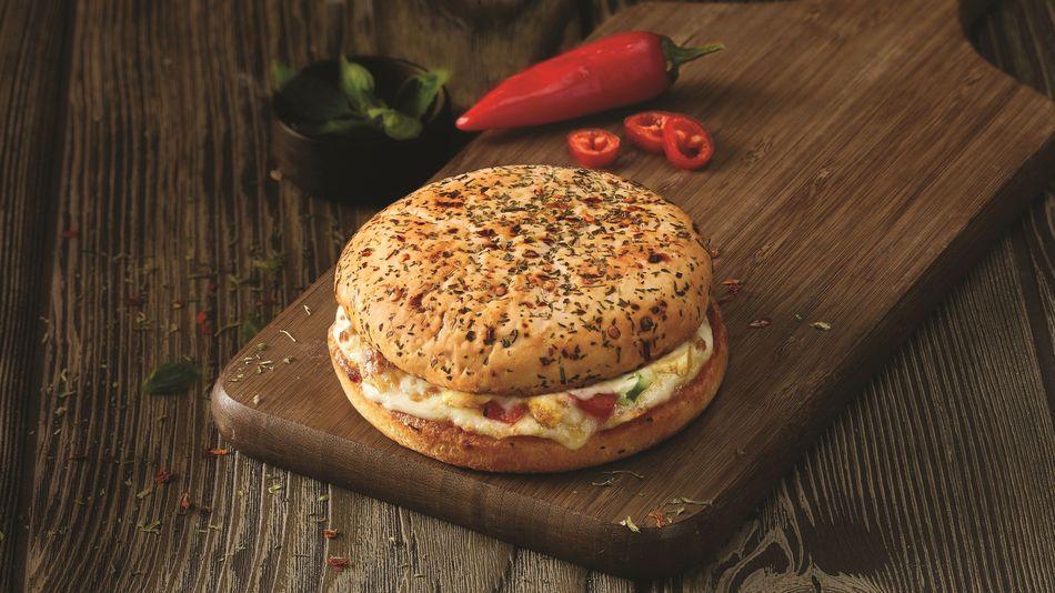 Domino's Pizza crée le Burger Pizza en Inde