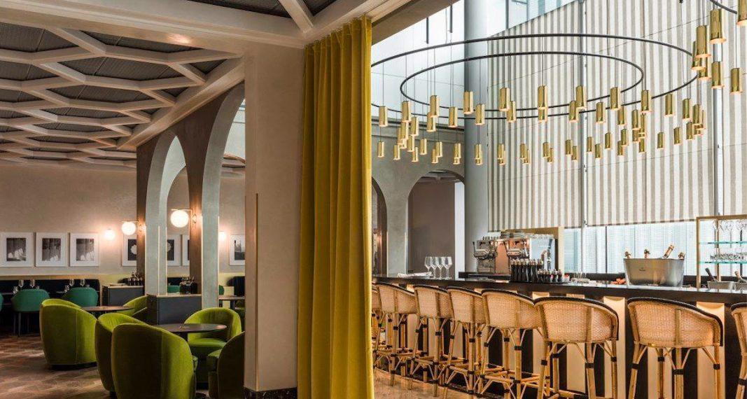 I Love Paris signé Guy Martin élu Meilleur Restaurant d'Aéroport en 2016