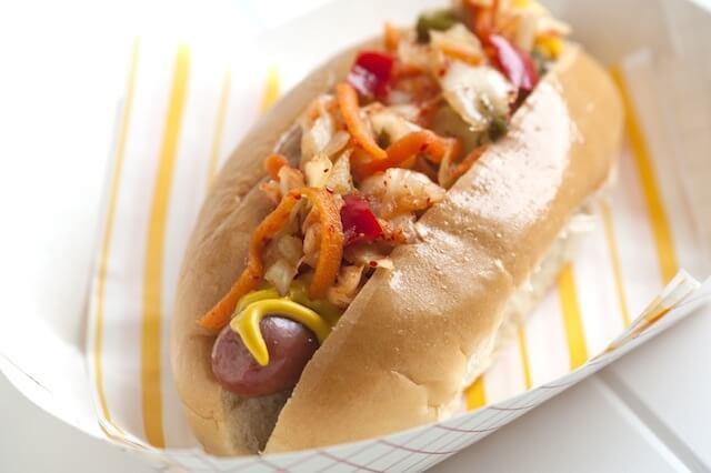Kimchi-Dog