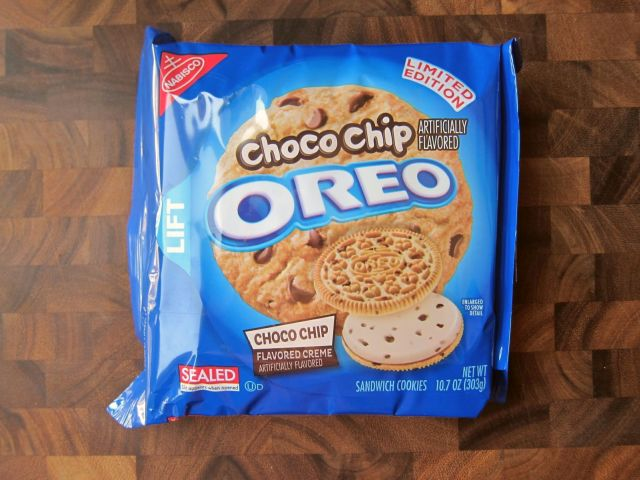 Oreo lance le parfum Choco Chip Cookie