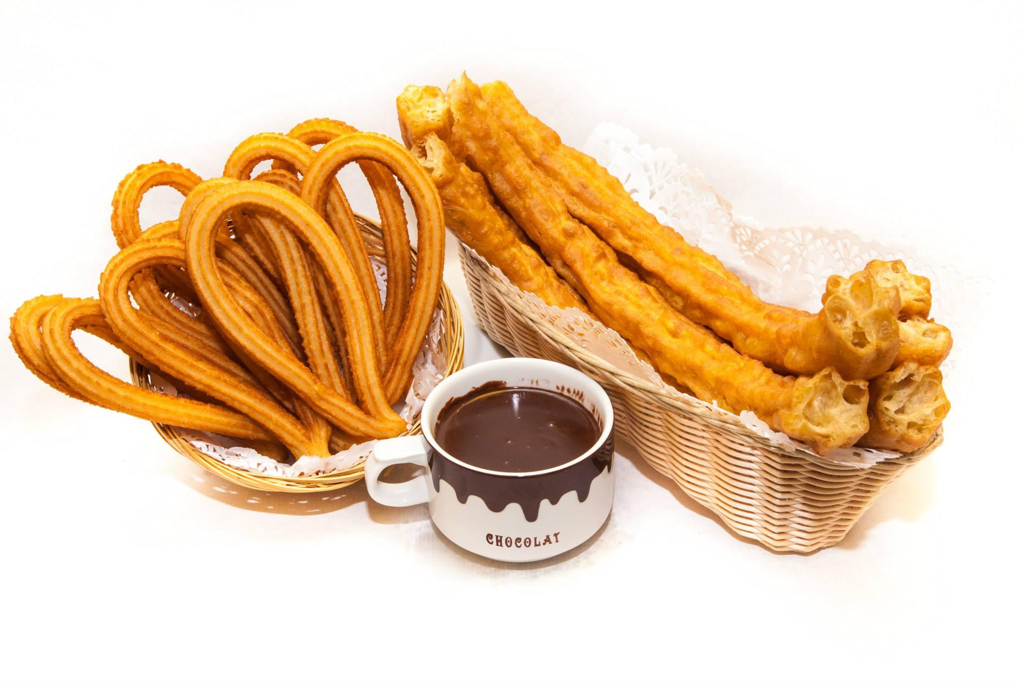 TOP : les 5 meilleurs churros de Madrid
