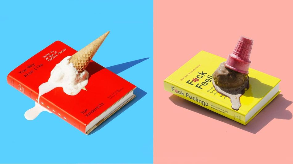 Cet artiste réalise des oeuvres d'art avec un livre et une glace