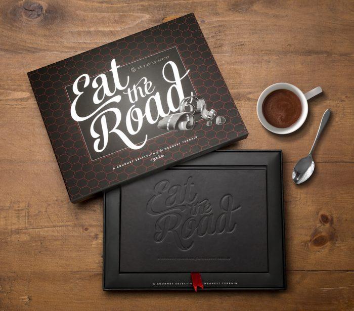 Volkswagen crée un livre qui se mange pour vous faire goûter les routes