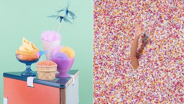 Un musée pop-up dédié à la crème glacée ouvre à New-York