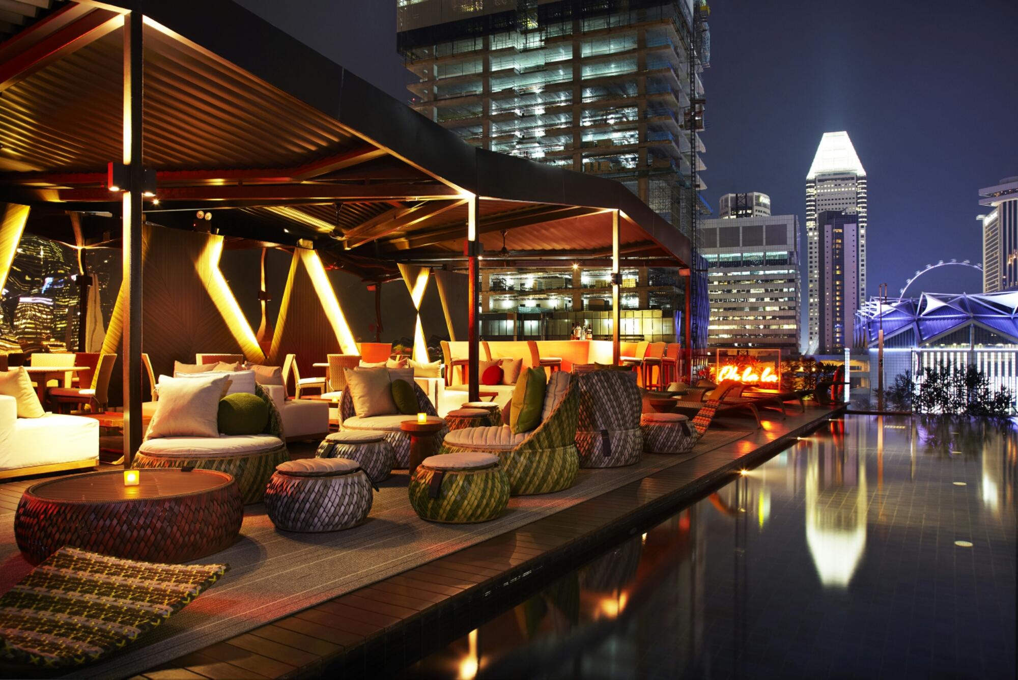 naumi hotel - singapour