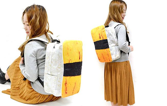 Procurez-vous ces sacs à dos sushi & maki pour la rentrée