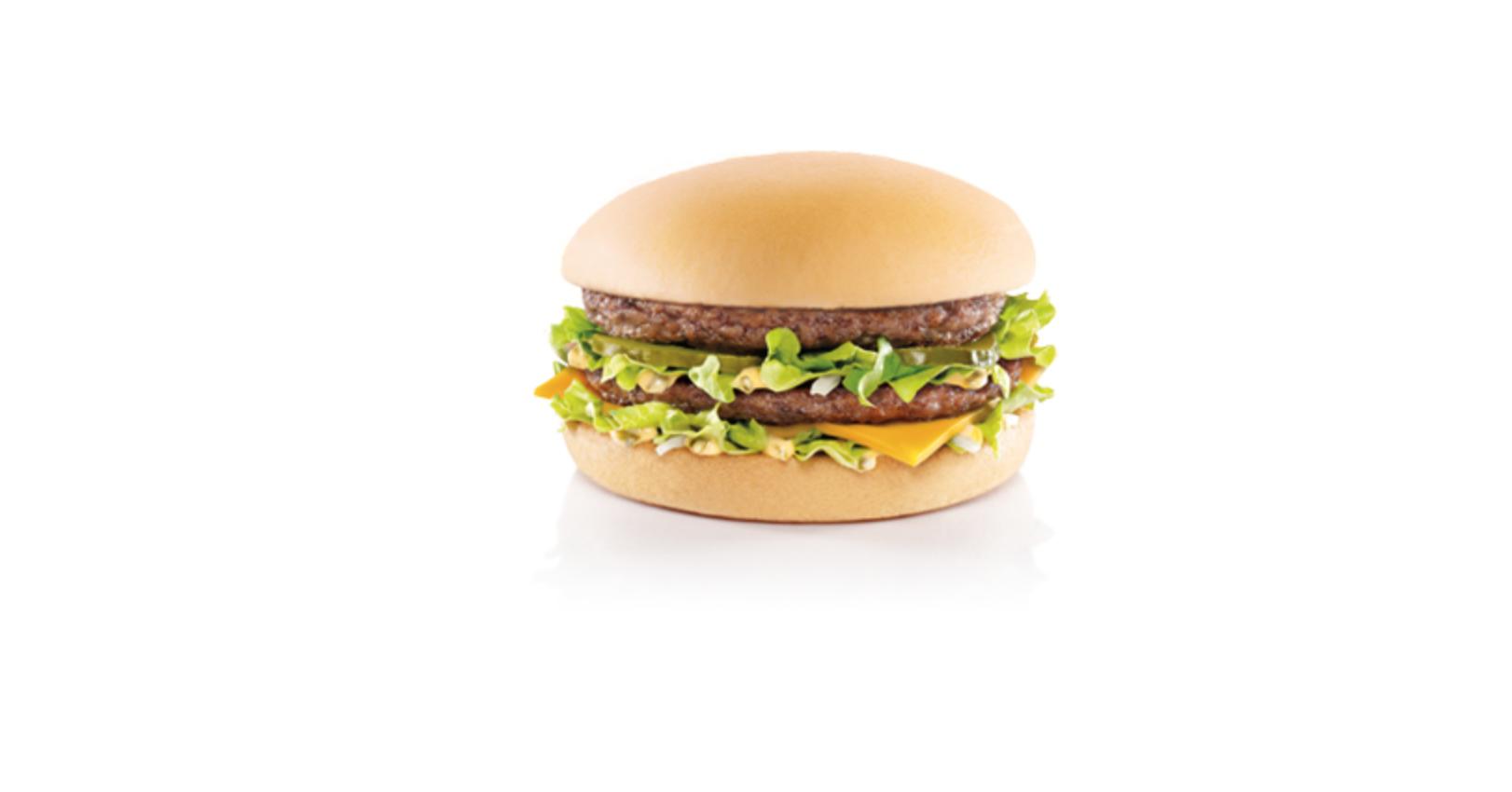 Le Big Mac sans Gluten existe chez McDonald's